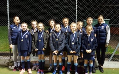 Year 7 Netball Team - Tournament Winners