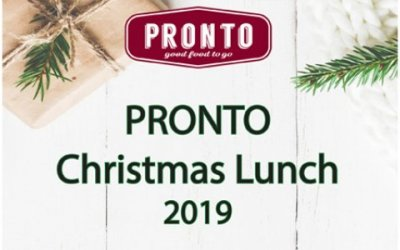 Pronto Christmas Lunch