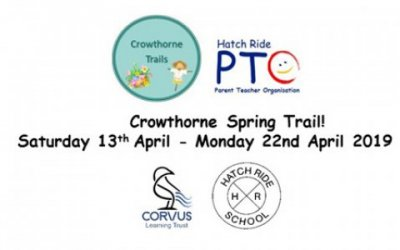Crowthorne Trails - Hatch Ride Primary fundraising event