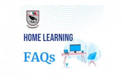 Home Learning - FAQs