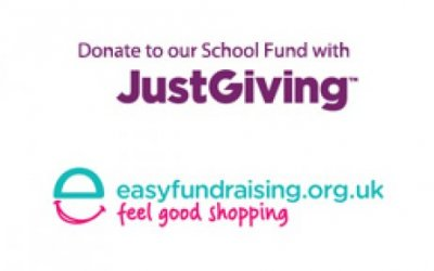 School Fund Donations and Easyfundraising