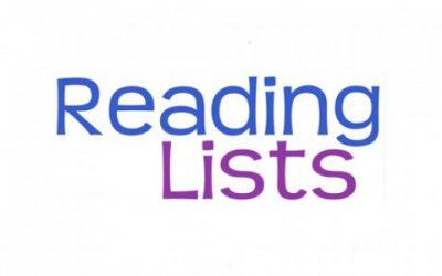 Reading Lists: Year 12 2020-2022